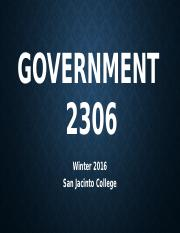 GOVT 2306 First Day Presentation-Winter 2016.pptx