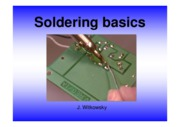 Soldering Introduction presentation