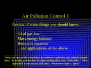 Meteorology for Air Pollution Control Engineers35