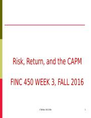 Week+3+450+Risk%2C+Return%2C+and+the+CAPM_Fall+2016