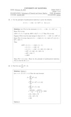 MATH 1210 Spring 2015 Test 1 Solutions