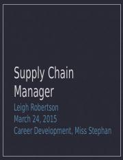 supply chain ppt.ppt