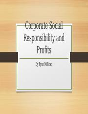 milton friedman and archie carroll Review both milton friedman's traditional view of business responsibility (pages 70-71) and archie carroll's fourresponsibilities of business (page 71-72) in the textbook, and develop an understanding of their ethical principles.