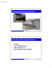 Rotational_Mechanical_System