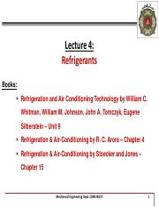 Lecture 4-Refrigerants-7th_Week.pdf