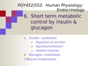 Topic 06-Insulin and Glucagon_2016-Notes.pptx