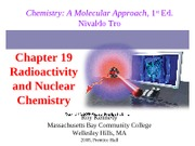 Nuclear Chemistry-Tro