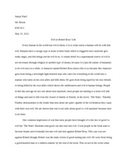 How to write a essay on war