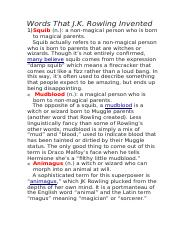 Harry Potter Words.docx