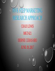 Five-step marketing research approach.pptx