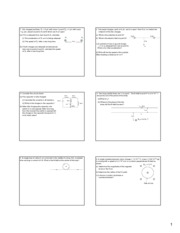 Student-Made Practice Exam Questions (PHYS 142)