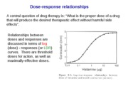 Lecture-09 Dose-response Relationships
