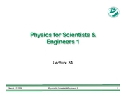 PHY183-Lecture34