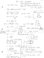 Lecture Note One Sample Z test