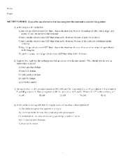 Practice test for Introduction to Macroeconomics