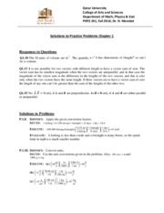 Solutions for PP1 PHYS 191 Fall 2014-Ch01
