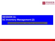 11_SC Inventory Management (2)_STD