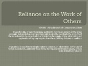 Week5-Reliance_on_the_Work_of_Other_Auditors