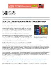 BPA-Free Plastic Containers May Be Just as Hazardous.pdf