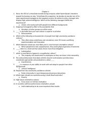 BUAD 302 Chapter 4 questions