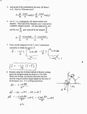 Chapter 23 Group Work 1 Solution