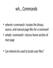 wh… Commands.pptx