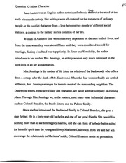 Buy Book Review Online  Pages Sense And Sensibility Essay  Essays On Science Fiction also How To Use A Thesis Statement In An Essay Sense And Sensibility Essay   Scanned By Camscanner Scanned By  How To Write A Thesis For A Narrative Essay