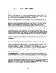 _Lab 2 -- Cell Culture.pdf