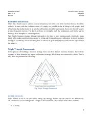 Triple-Triangle-Framework