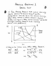Practice Questions 1 - Solutions (3)