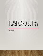 Flashcard Set 7 Completed.pptx