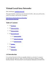 Virtual Local Area Networks.docx