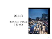 8-Stats TAM Chapter 8-Confidence Interval- TUE 3-20-12