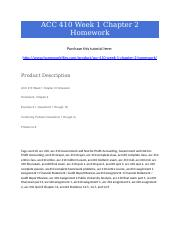 ACC 410 Week 1 Chapter 2 Homework.docx