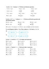 radical functions and rational exponents worksheet