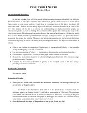 sph3u - kinematics unit test with solutions (2) - UNIT TEST