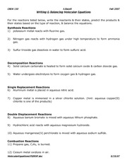 solutions worksheet chem 130 a bazell fall 2007 solutionsstudent 7 how many ml of m naoh. Black Bedroom Furniture Sets. Home Design Ideas
