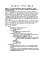HIST 2111H STUDY GUIDE pt 2
