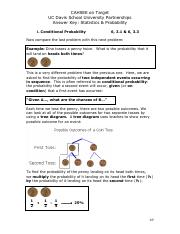 Part63_CAHSEE Statistics Probability