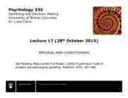 Lecture 17-October 28th