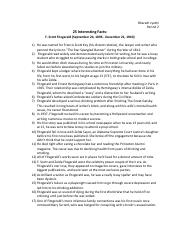 Fitzgerald 25 facts.pdf