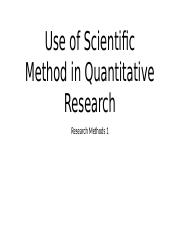 Scientific Research Methodology(2)(1)