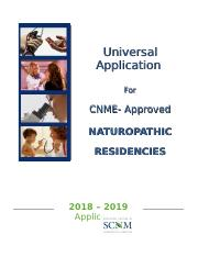 Residency Application Infomational Packet  2018-2019 (FINAL)_0.doc