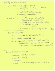 Lecture Notes on Advanced Reconfigurable Computin