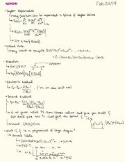 MECH 242 Lecture 12 Notes