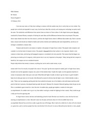 essay about disadvantages of co-education