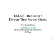 132B_1_Recitation7_Discrete_Time_Markov_Chains
