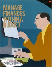 SITXFIN003 - Manage Finances within a Budget.pdf