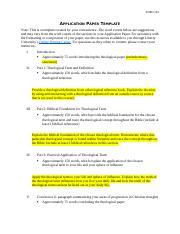 Biblical worldview essay liberty university