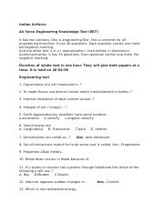 (www.entrance-exam.net)-Indian Airforce Placement Sample Paper 3